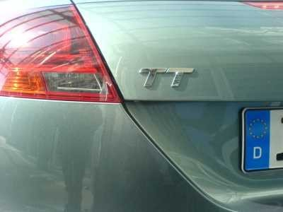 Foto Real Audi TT