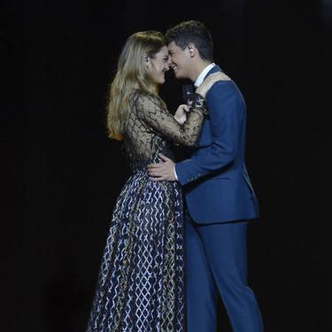 ¿Será este el vestido de Teresa Helbig que lucirá Amaia en Eurovisión? Eugenia Martinez de Irujo ya tiene el suyo