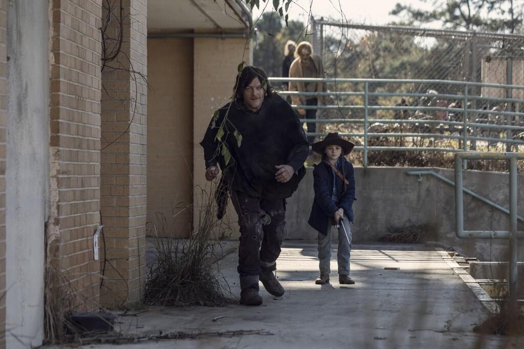 'The Walking Dead' toca fondo: el final de la temporada 10 cosecha los peores datos de audiencia de la serie