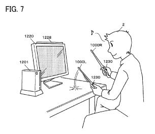 Wii Mando convertido en una batería, la nueva patente de Namco Bandai