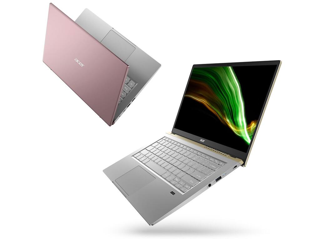 Acer Swift X: el diseño engaña en un portátil con los potentes Ryzen 5000 de AMD y las RTX 3050 de NVIDIA