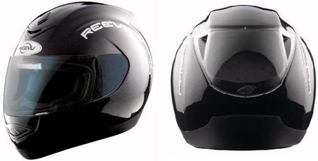 Casco Reevu MSX-1 Negro