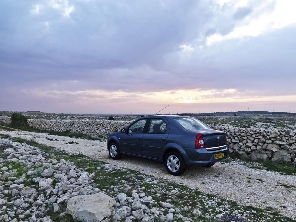 Foto de Dacia Logan 2008 (21/57)