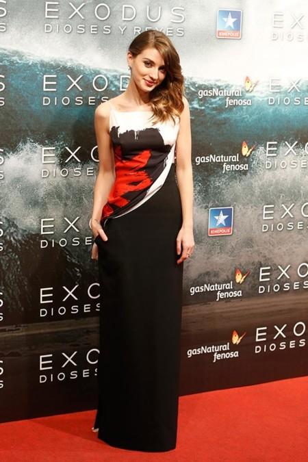 Maria Valverde Dior Mejor Vestidas 2014