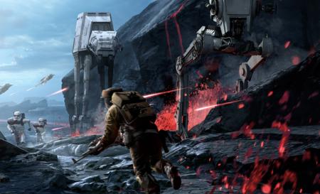 Star Wars: Battlefront se luce en 2 nuevas imágenes; revelan el número de mapas del juego