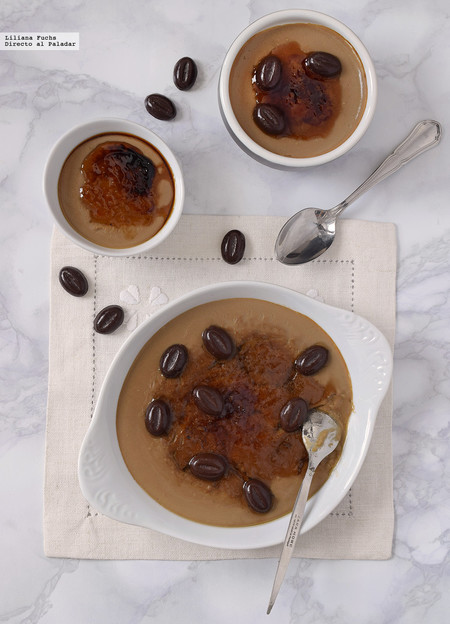 Crema catalana de café