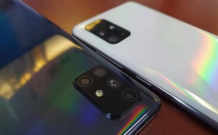 Galaxy A51 y Galaxy A71, primeras impresiones: más potencia para la nueva gama media de Samsung, pero también más precio