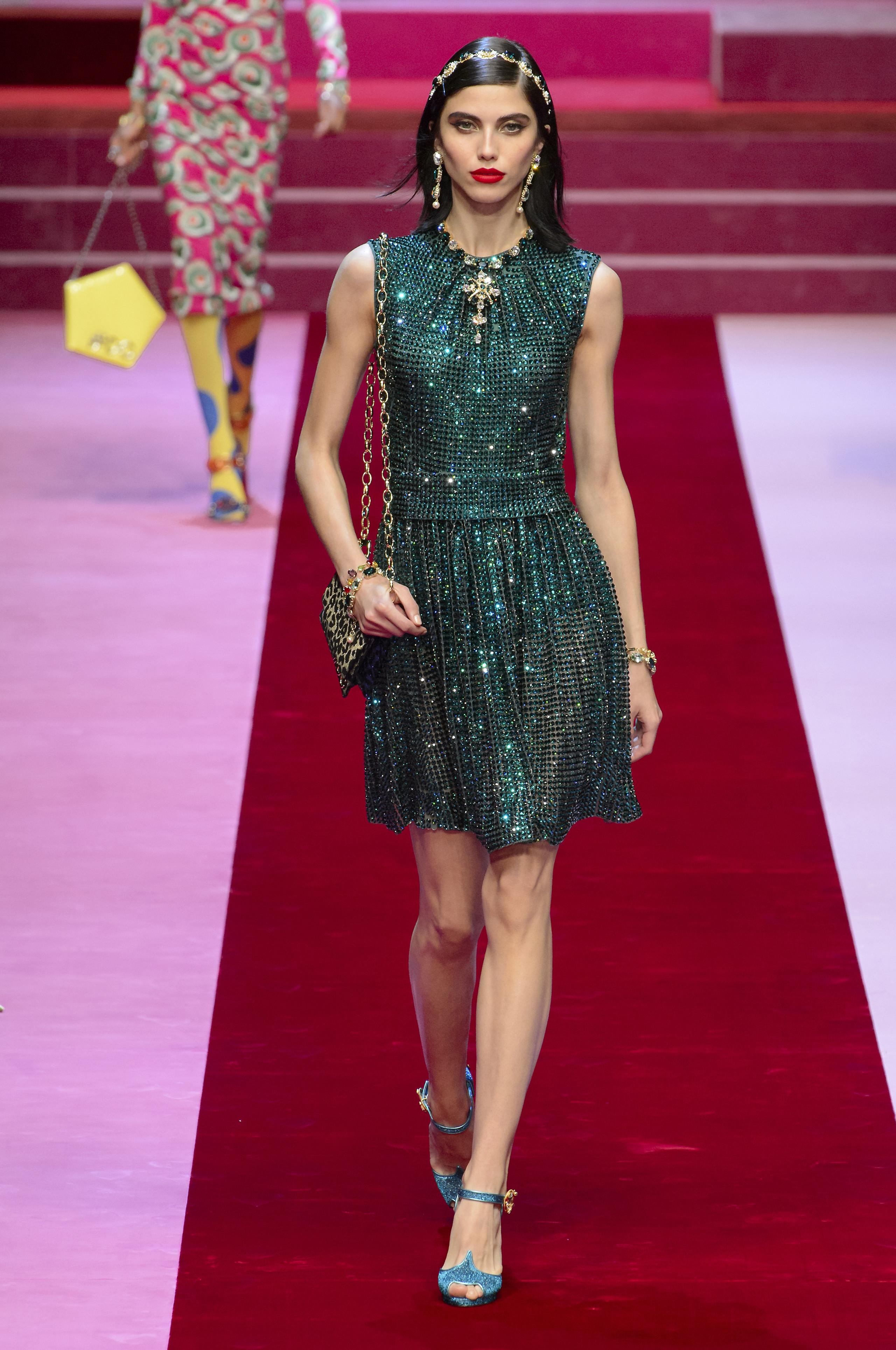 Foto de Dolce&Gabbana Primavera/Verano 2018 (26/106)