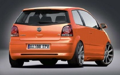 VW Polo GTi B&B
