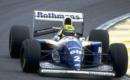 Ayrton Senna Williams FW16 - 1994