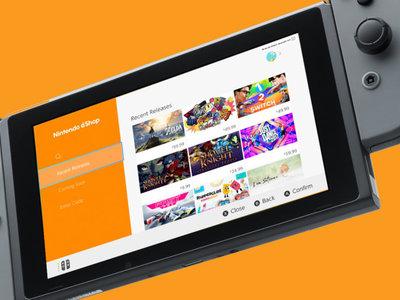 La eShop de Switch: un mejorable servicio en continua fase beta que no convence