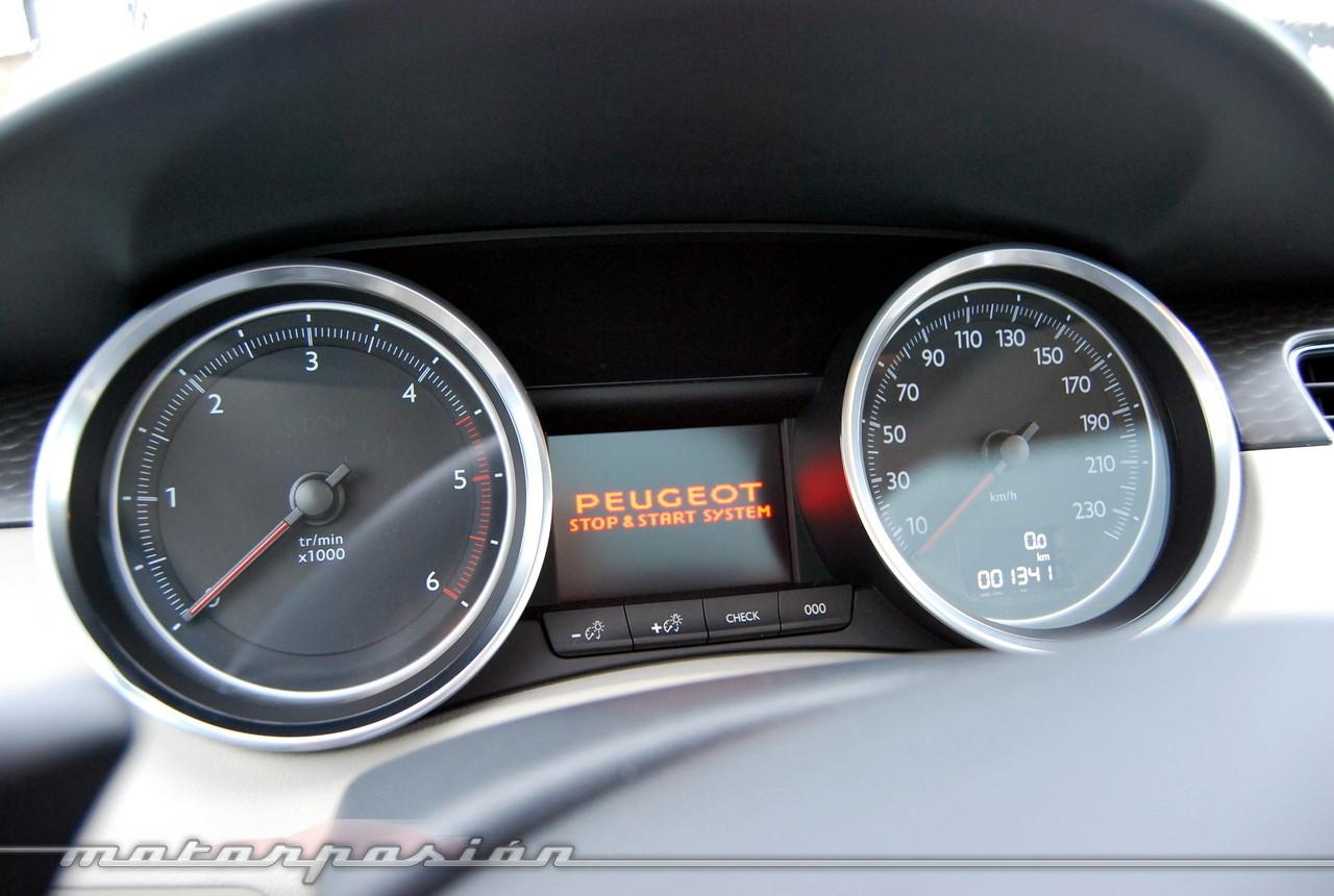 Foto de Peugeot 508 y 508 SW (presentación) (48/118)