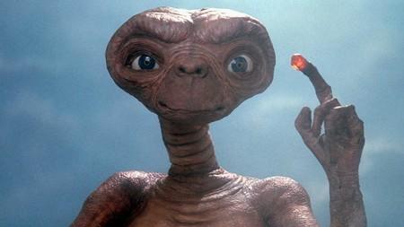 peliculas ver en la vida E.T., el extraterrestre