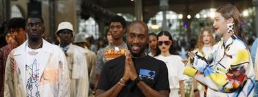 Virgil Abloh toma París, esta vez en una exposición con sus creaciones para Louis Vuitton y Off-White