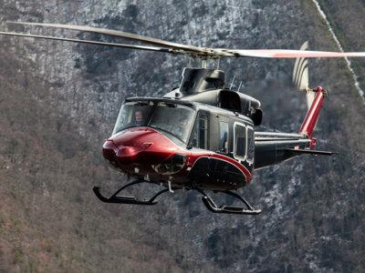 Subaru y el nuevo helicóptero para el ejército japonés. ¿Será de rallies?