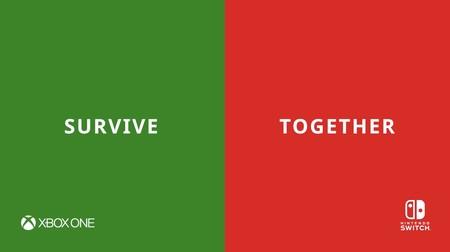 Nintendo y Microsoft se unen para celebrar la llegada del juego cruzado para 'Minecraft' entre Switch y Xbox One