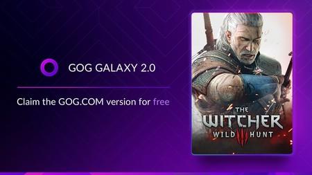 The Witcher 3: Wild Hunt se puede conseguir gratis en GOG Galaxy 2.0 con tener el juego en cualquier otra plataforma