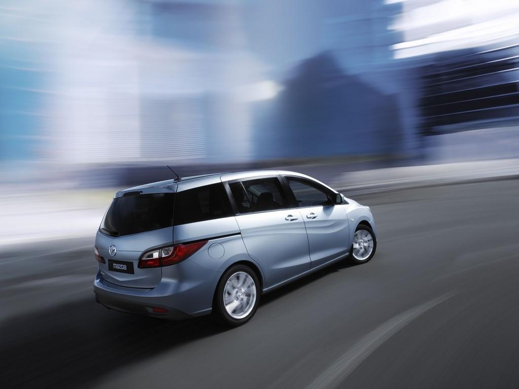 Foto de Mazda5 2010 (2/121)