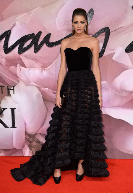 British Fashion Awards 2016 Anna Batriz Barros