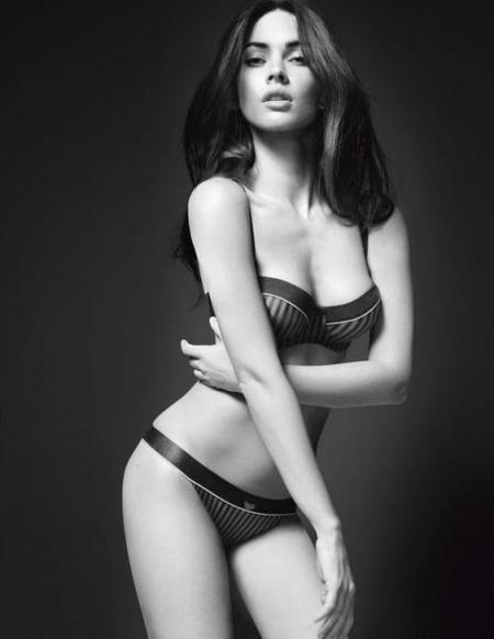 Megan Fox Armani 2010
