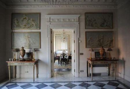 Un duplex palaciego en el Madrid de los Austrias