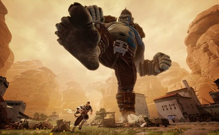 Impresiones de Extinction: una idea genial para un juego que no parece estar a la altura de sus monstruos
