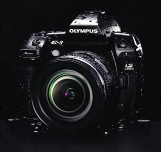 Primeras impresiones de la Olympus E-3