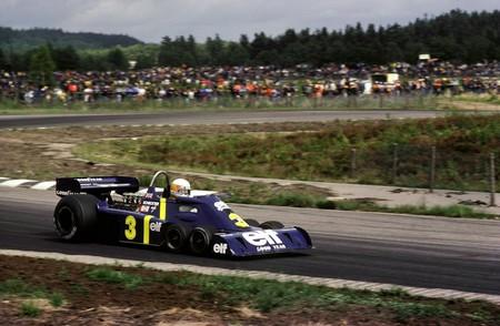 Scheckter Suecia F1 1976