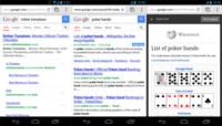 """El sitio web de Google Search para móviles añade enlaces expandibles y la """"vista rápida"""""""