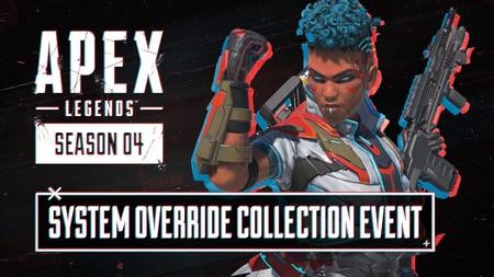Apex Legends: el próximo evento temporal, Anulación del sistema, incluye un modo nuevo y los llamados evoescudos