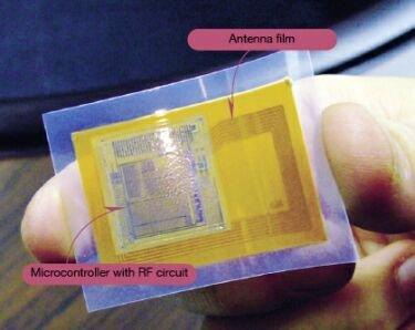 Microprocesadores que se doblan