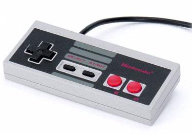 Especial controles de videojuegos: gamepad
