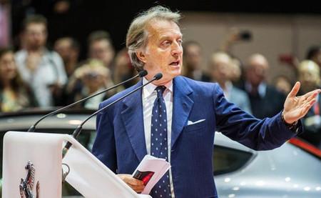 Luca di Montezemolo niega los rumores sobre ambos pilotos de Ferrari