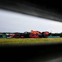 Pierre Gasly manda en Hungría en unos entrenamientos de Fórmula 1 con pocos coches en pista y mucha lluvia