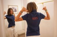 Las bloggers se rinden a la moda de personalizar, es el turno de Polo Ralph Lauren y su prenda más mítica