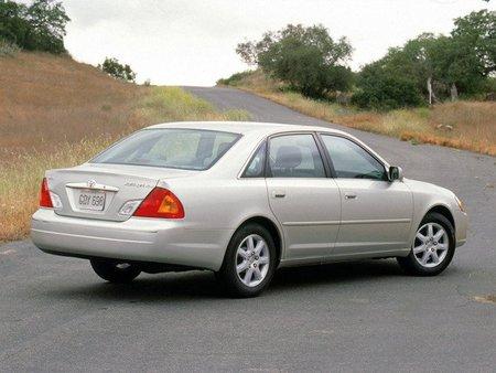 Llamada a revisión para Toyota Avalon y Lexus LX 470