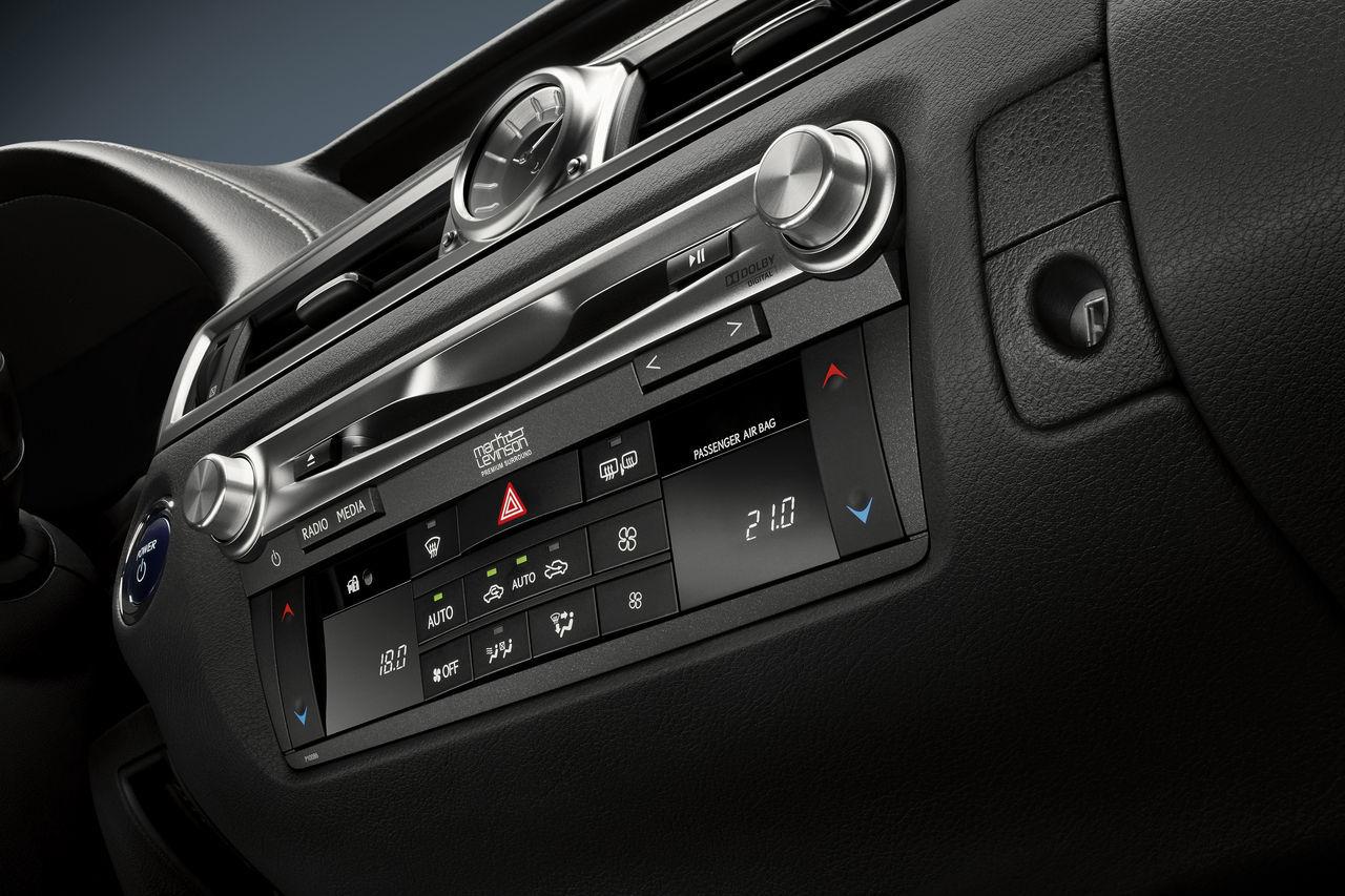 Foto de Lexus GS 450h (2012) (38/62)