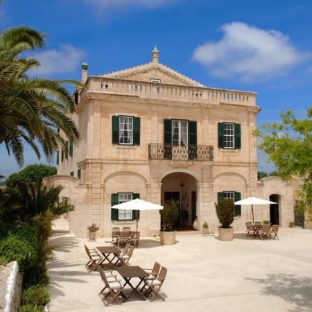 Los 5 mejores hoteles para conocer la isla de Menorca
