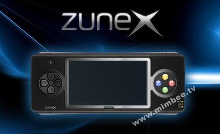Posible primera imagen oficial sin confirmar del ZuneX
