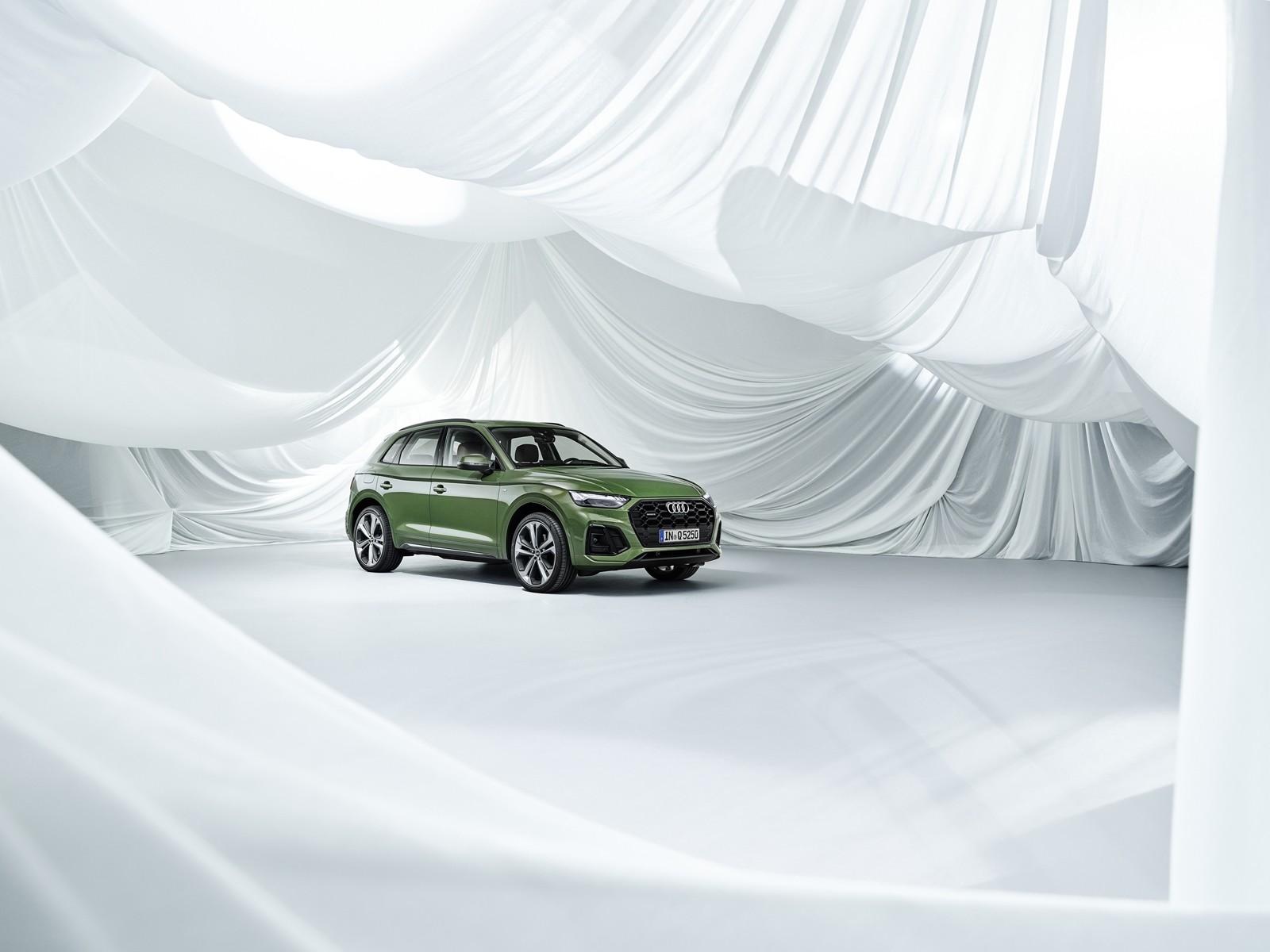 Foto de Audi Q5 2020 (12/61)