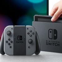 Oferta Flash: consola Nintendo Switch gris, con dos mandos, por 284,95 euros y envío desde España