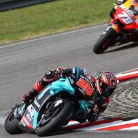 Fabio Quartararo arranca el 2020 siendo el más rápido en el primer día de pretemporada de MotoGP en Sepang