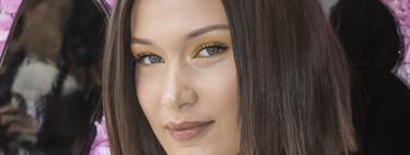 Flipamos con el maquillaje en amarillo de Bella Hadid: os damos todas las claves