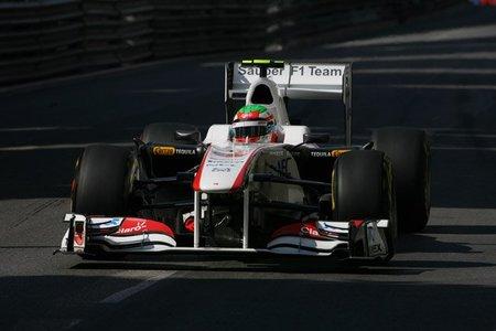 Sergio Perez recibe el alta y podrá disputar el Gran Premio de Canadá