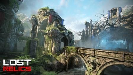 El pack de mapas Lost Relics de 'Gears of War: Judgment' disponible mañana