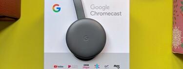 El Google Chromecast es un chollo a menos de 30 euros y más: las 11 mejores ofertas de la semana de internet de El Corte Inglés