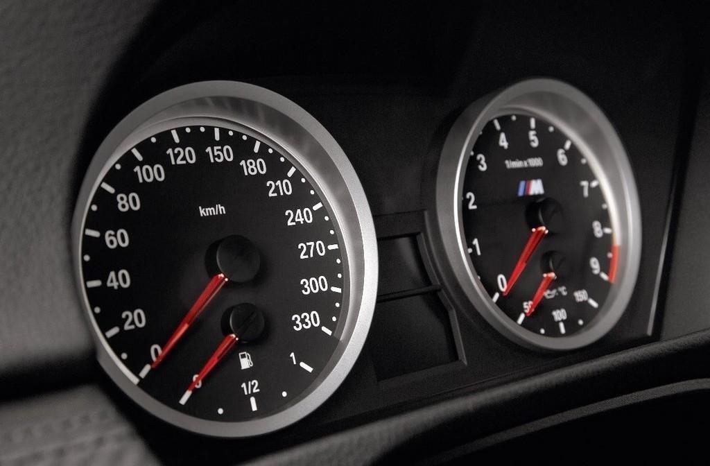 Foto de BMW M3 Coupé (13/38)