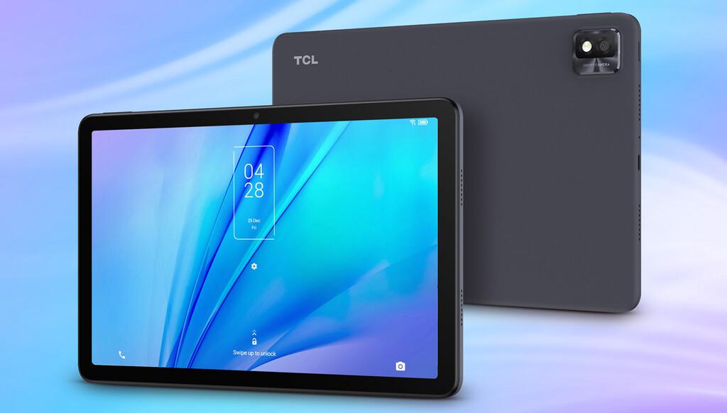La TCL Tab 10S llega a España: precio y disponibilidad de esta tablet económica con batería de 8.000 mAh
