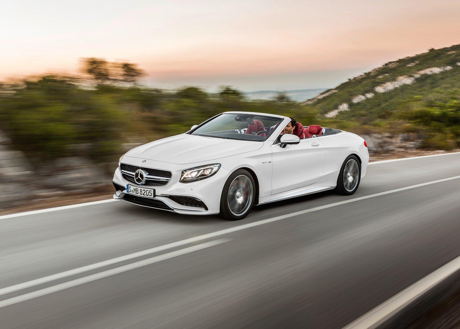 Foto de Mercedes-AMG S 63 Cabriolet (6/19)