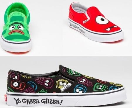 2zapatos niño vans